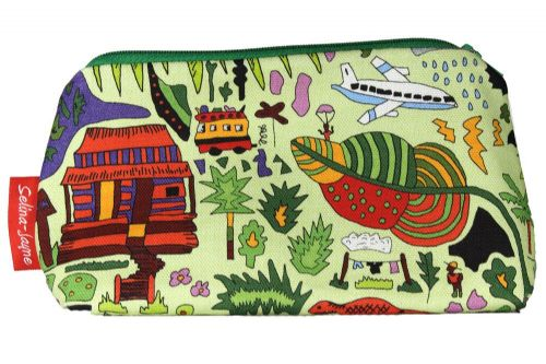 Selina-Jayne Tropical Paradise Limited Edition Designer Cosmetic Bag